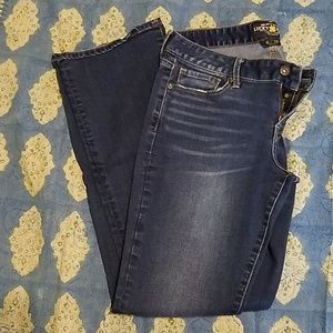 Lucky Brand Lolita Boot Cut Jean